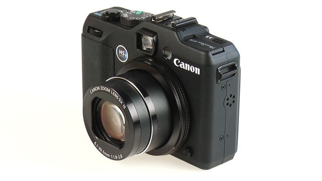 Canon PowerShot G15 Test
