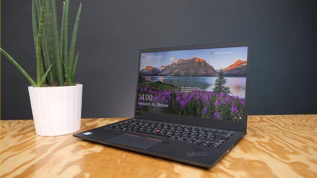 Lenovo X1 Carbon G7 im Review