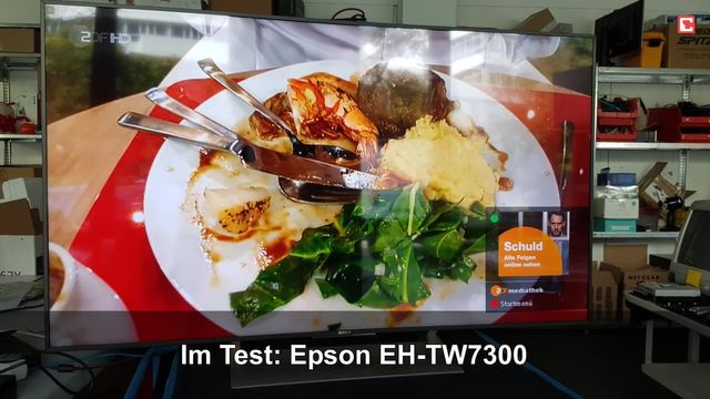 Sony KD-55XE9005: Eindrücke aus dem Testlabor
