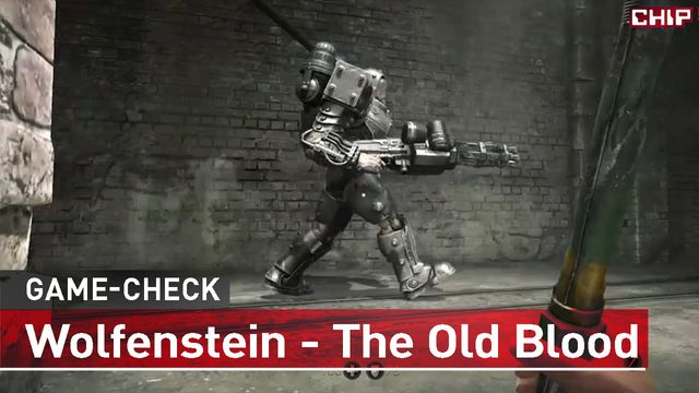 Wolfenstein The Old Blood - Review
