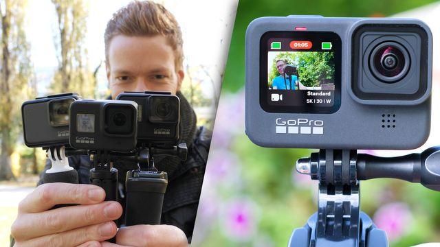 GoPro kaufen: Welches Modell passt am besten