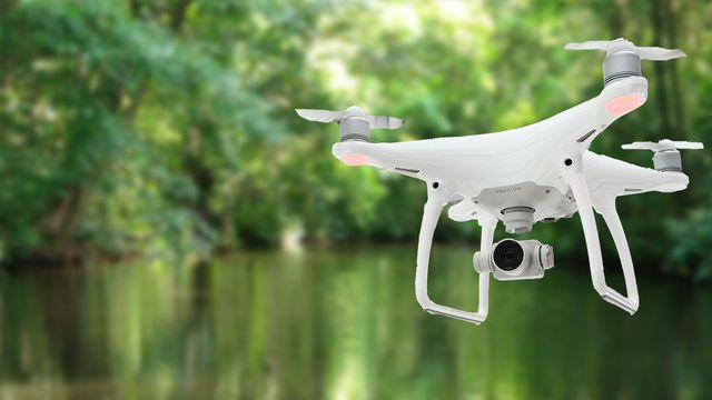 DJI Phantom 4 - Drohne im Praxis-Test
