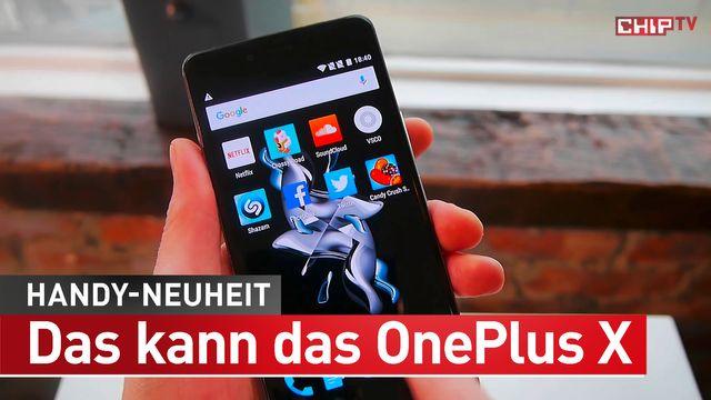 Das kann das neue OnePlus X
