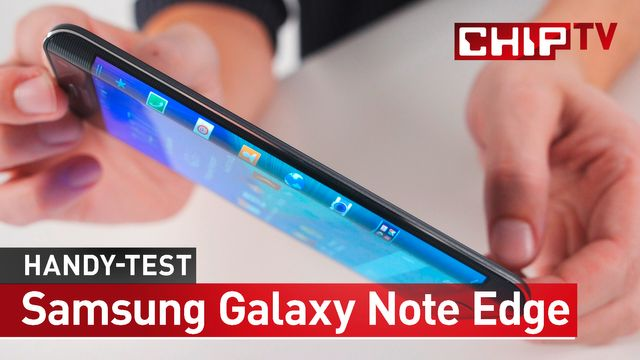 Samsung Galaxy Note Edge - Review