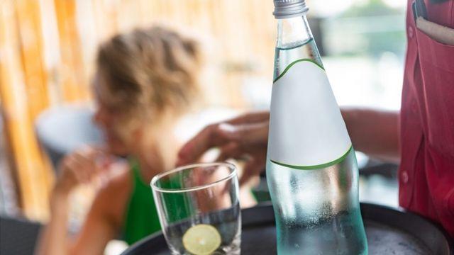Mineralwasser nur in Flaschen: Es liegt an der Qualität