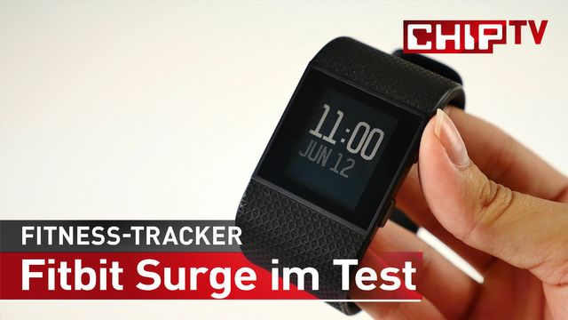 Fitbit Surge - Fitness-Tracker - Review