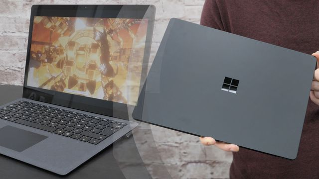 Microsoft Surface Laptop 2 im Review