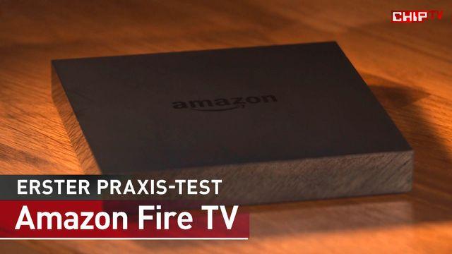 Amazon Fire TV: Erster Praxis-Test