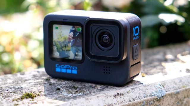 GoPro Hero 10 Black im Test