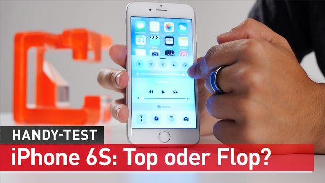 iPhone 6s im Test