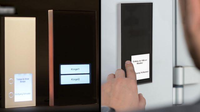 Doorline öffnet mit der FritzBox die Wohnungstür