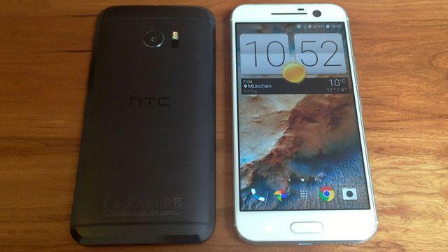 HTC 10 im Praxis-Test: Das kann das neue Smartphone