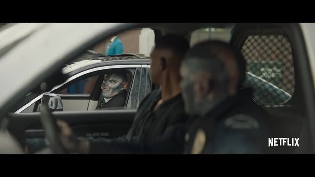 Netflix präsentiert: Bright - Offizieller Trailer