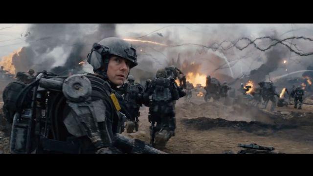Edge of Tomorrow - Offizieller Trailer