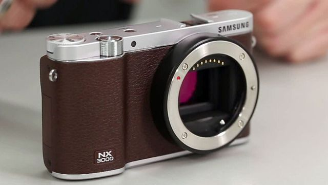 Samsung NX3000 - Review