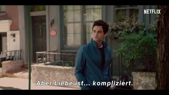 """Netflix präsentiert: """"You - Du wirst mich lieben"""" Trailer"""