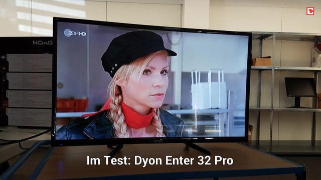 Dyon Enter 32 Pro: Eindrücke aus dem Testlabor