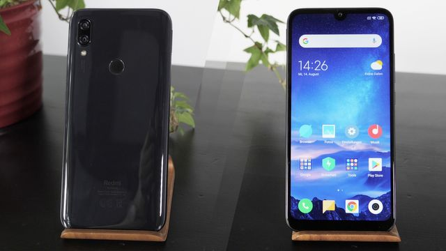 Xiaomi Redmi 7 im Review