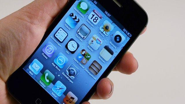iPhone 4S im Test