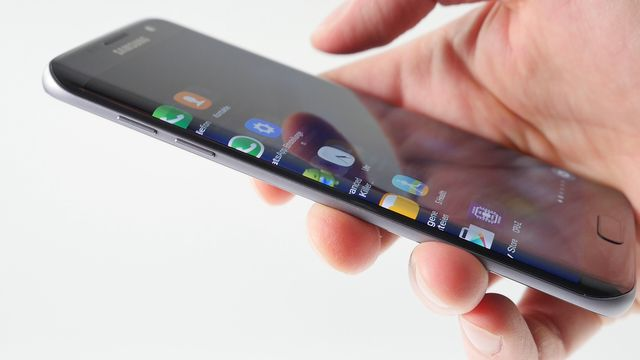 Samsung Galaxy S7 Edge: Der Kanten-Kracher im Test