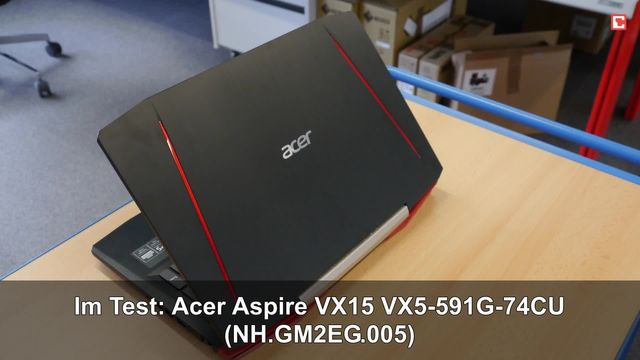 Acer Aspire VX15 VX5-591G-74CU (NH.GM2EG.005)