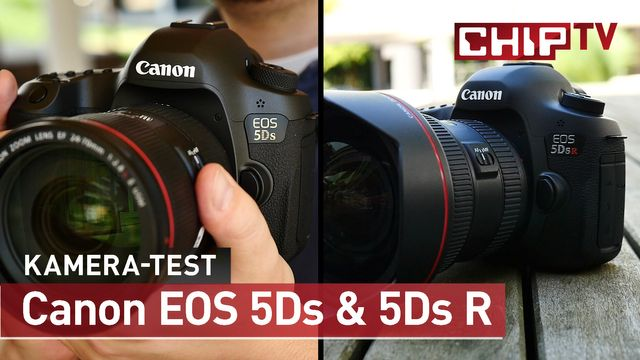 Canon EOS 5DS und 5DS R im Intensiv-Test