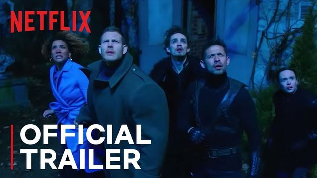 Netflix presents: The Umbrella Academy - Season 1 Trailer