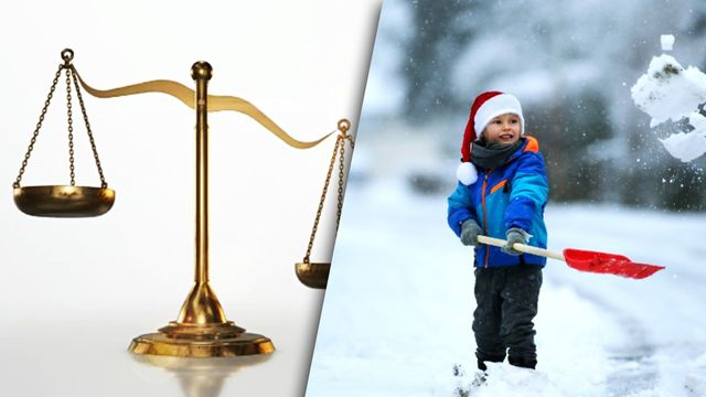 Schneeschippen: Das müssen Sie beachten