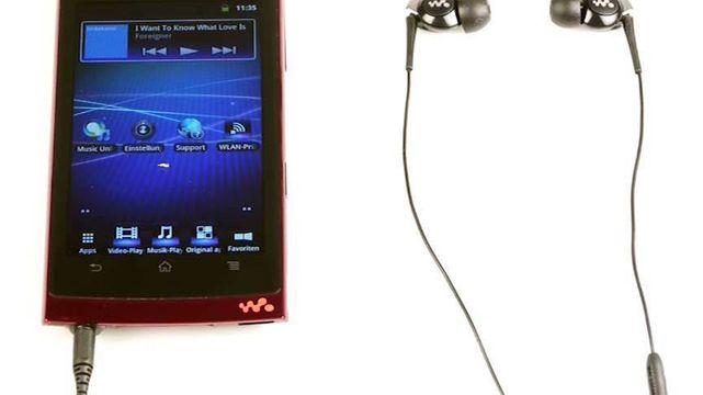 Sony NWZ-Z1050 - Walkman-Test
