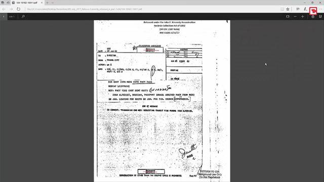 John F. Kennedy: Letzte Akten des FBI und CIA veröffentlicht