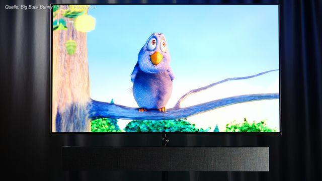 Philips 65OLED984 Fernseher im Test