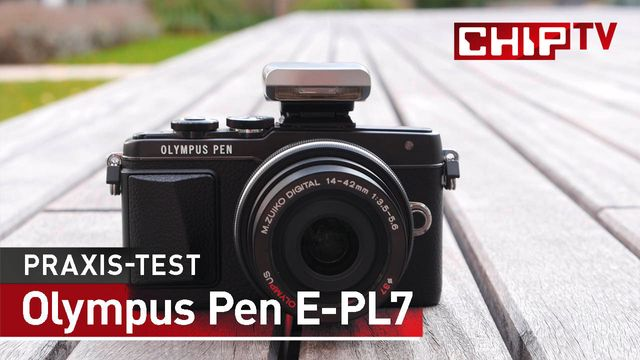 Olympus PEN E-PL7 - Review