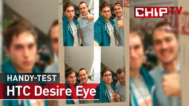 HTC Desire Eye - Review