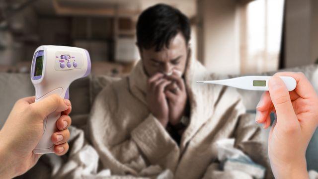 Fieberthermometer kaufen: Darauf kommt es an