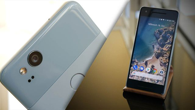Google Pixel 2 im Review