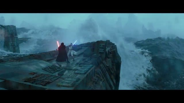 Lucasfilm präsentiert: Star Wars - The Rise of Skywalker - D23-Trailer