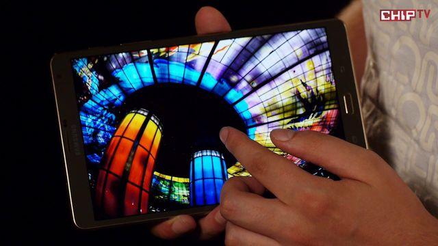Samsung Galaxy Tab S - Review