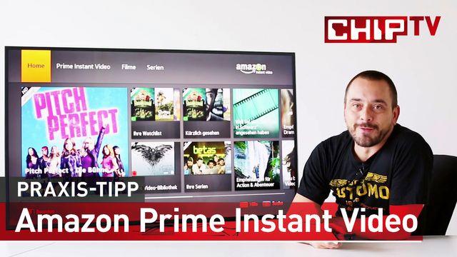 Amazon: Prime Instant Video - Praxis-Test