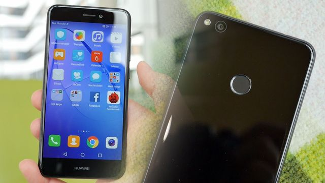 Huawei P8 Lite 2017 im Review