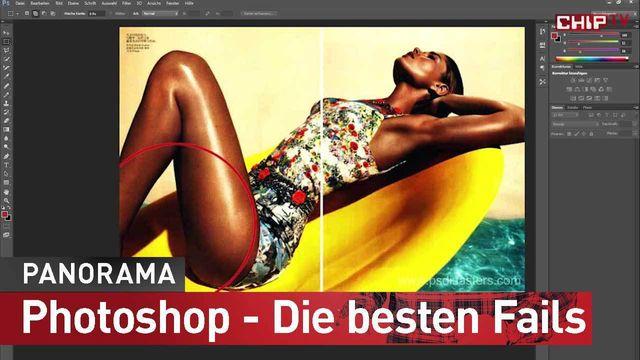 Photoshop - Die besten Fails
