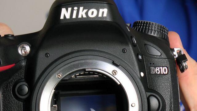 Nikon D610 - Praxis-Test