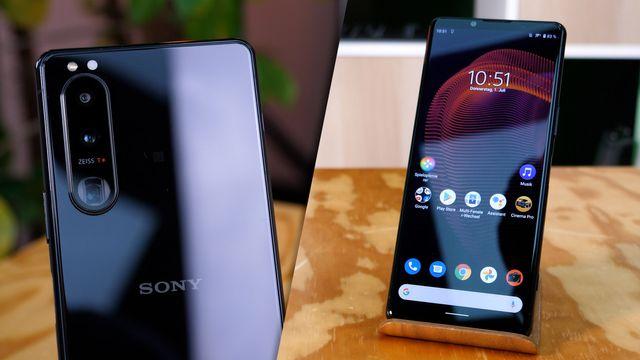 Sony Xperia 5 III im Test