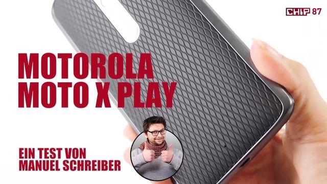 Motorola Moto X Play im Test