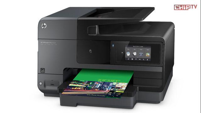 HP Officejet Pro 8620 - Drucker - Review
