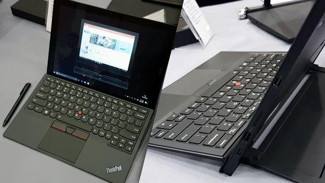 Lenovo ThinkPad X1 Tablet - Erster Eindruck