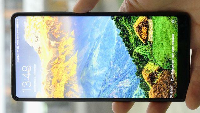 Xiaomi Mi Mix 2 im Review