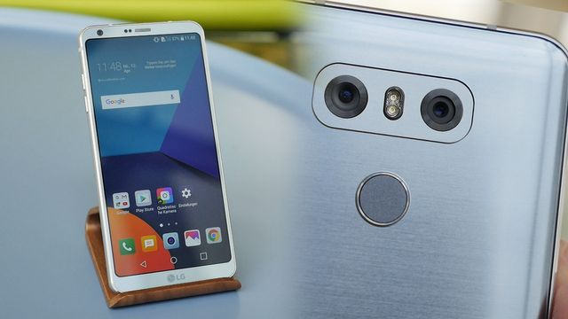 LG G6 im Review