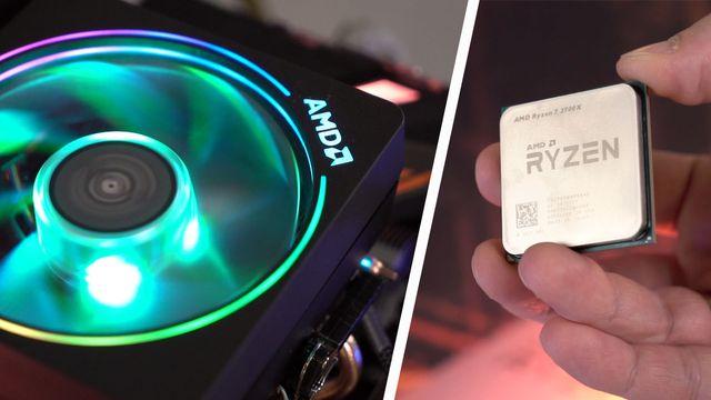 AMD Ryzen 7 2700X im Review