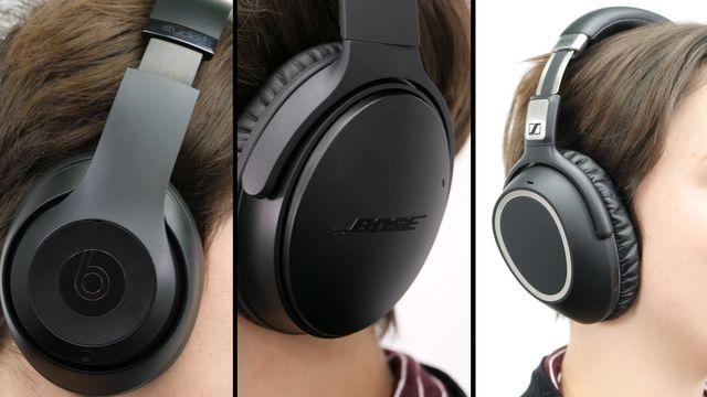 Noise Canceling Kopfhörer im Review: Das sind die besten ANC-Kopfhörer
