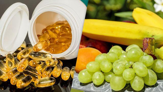 Nahrungsergänzungmittel: Diese Vitamine sind wichtig